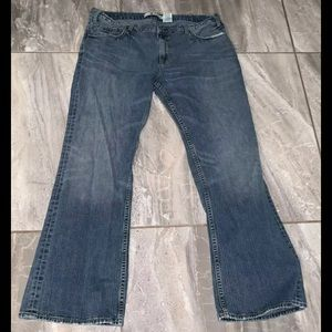 Gap MENS 38 X 30 JEANS Distressed